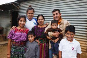 Programa comunitario de reintegración familiar NPH Honduras | NPH Spain