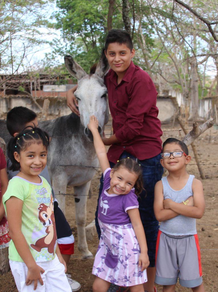 Hogar infantil NPH El Salvador | NPH Spain