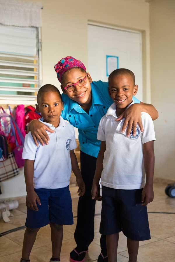 Hogar infantil NPH Dominicana | NPH Spain