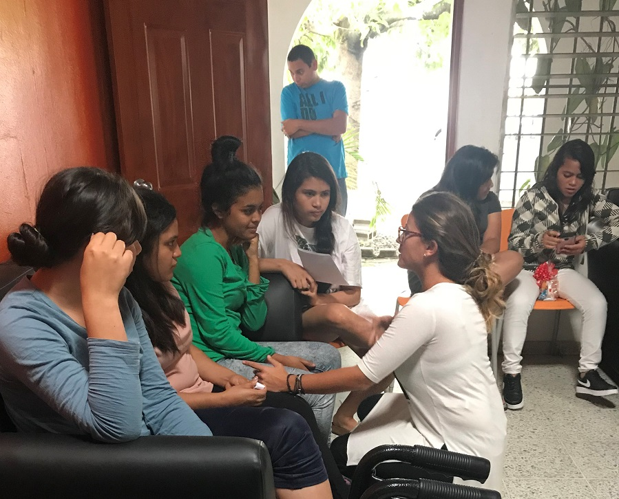 Testimonio Honduras | Voluntariado NPH Spain