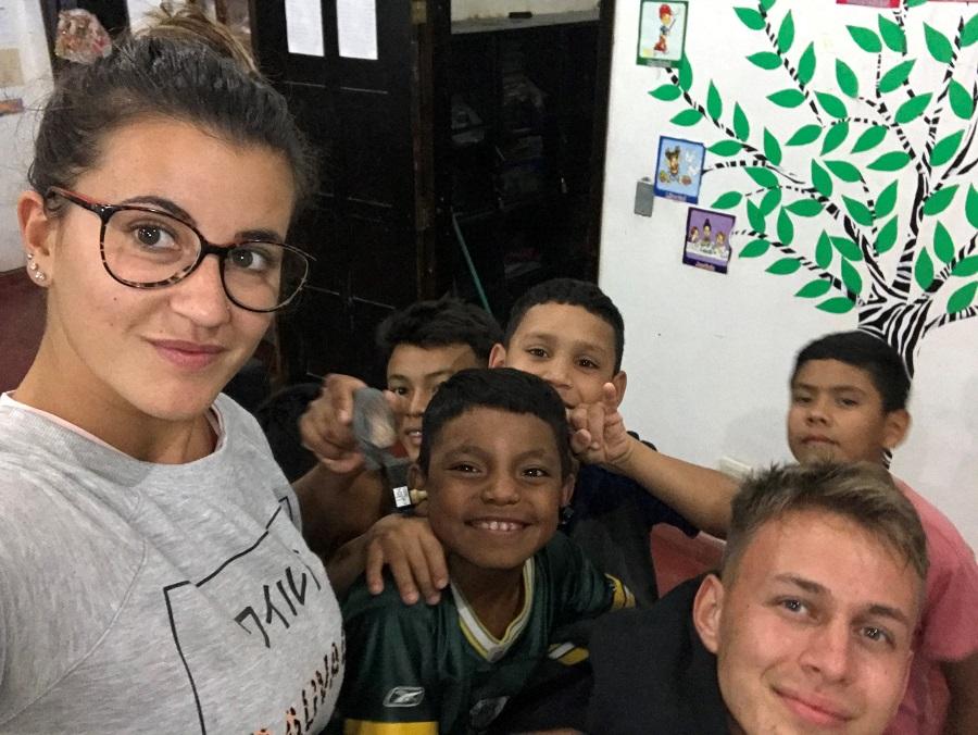 Testimonio Honduras   Voluntariado NPH Spain