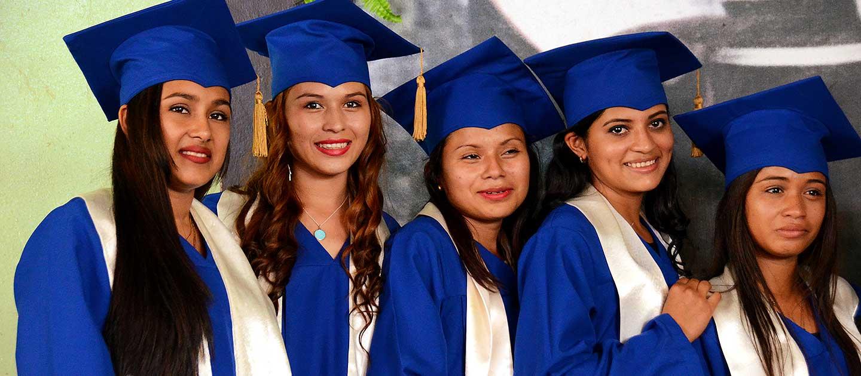 Becas universitarios   Nicaragua   NPH Spain