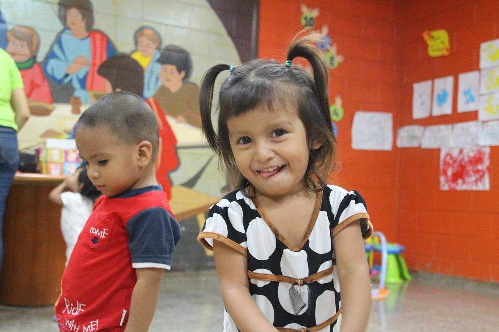 Guarderias comunitarias | NPH El Salvador