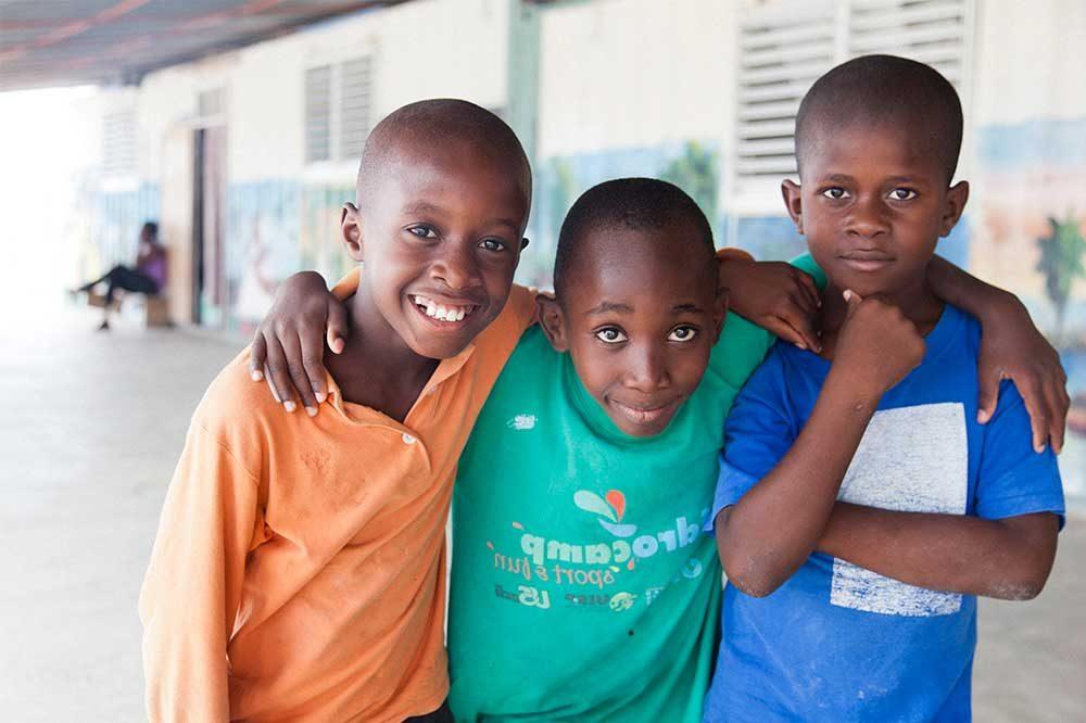 Hogar infantil NPH Haiti | NPH Spain