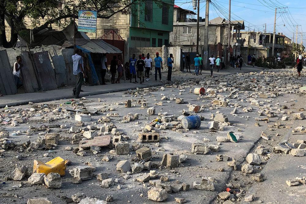 Crisis humanitaria en Haiti   NPH Spain