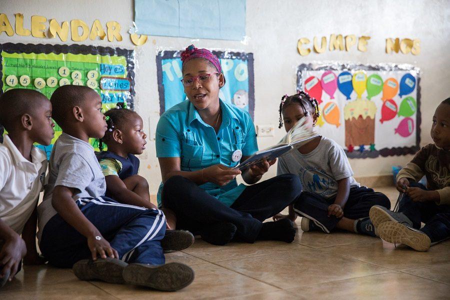 Educacion en Dominicana   NPH Spain