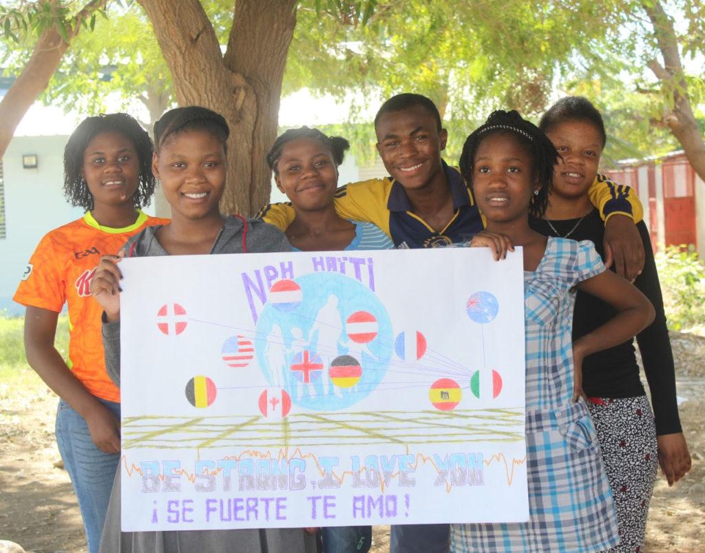 Contra el coronavirus | NPH Haiti