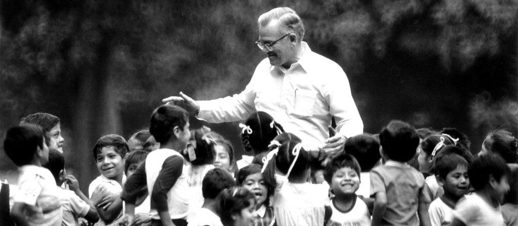 Fundador NPH Padre Wasson | NPH Spain