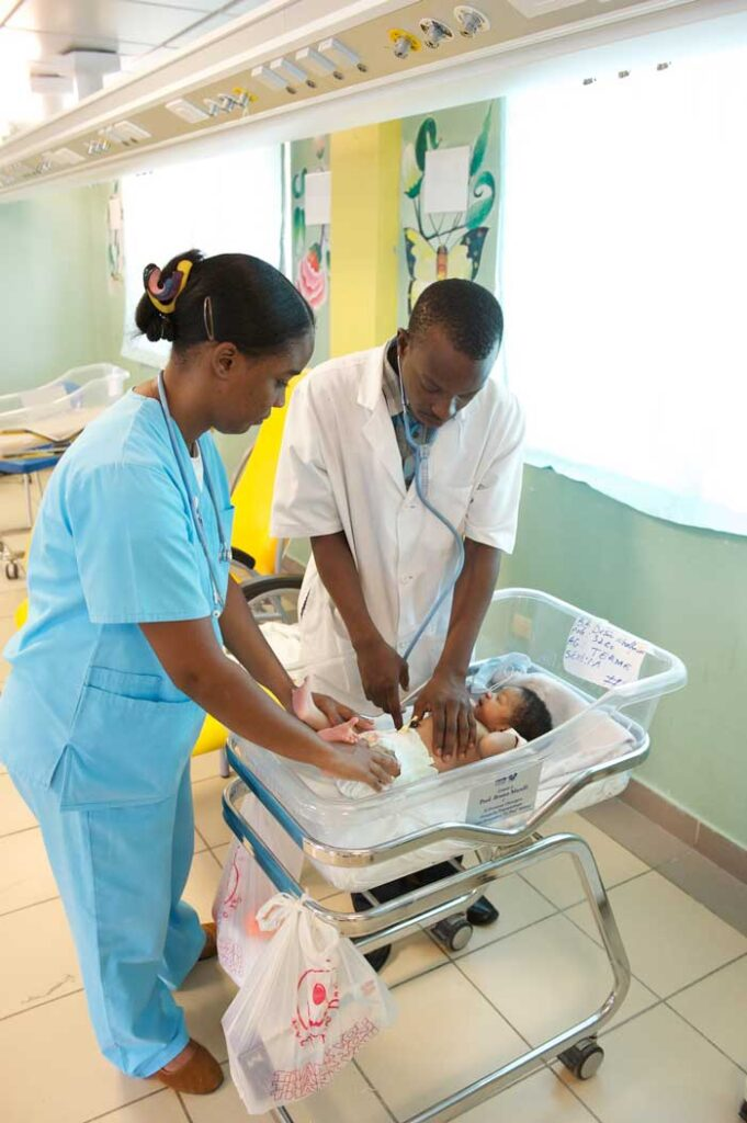 Hospital Pediatrico St. Damien en Haiti | NPH Spain